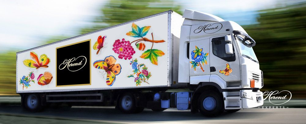 Herend Truck - Worldwide delivery-3