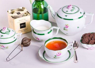 Herend china Tea sets