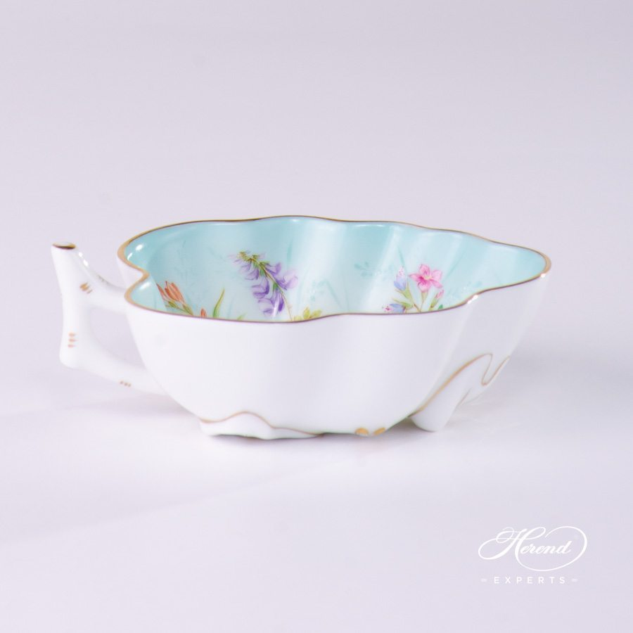 Sugar Bowl 2492-0-00 QS Four Seasons Flower pattern. Herend fine china hand painted. Luxury item