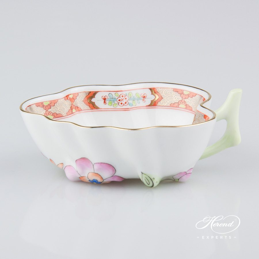 Sugar Bowl Shanghai SH pattern - Herend porcelain hand painted.