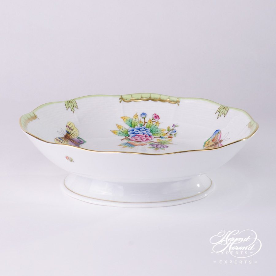 Fruit Bowl Queen Victoria VBO pattern - Herend porcelain.