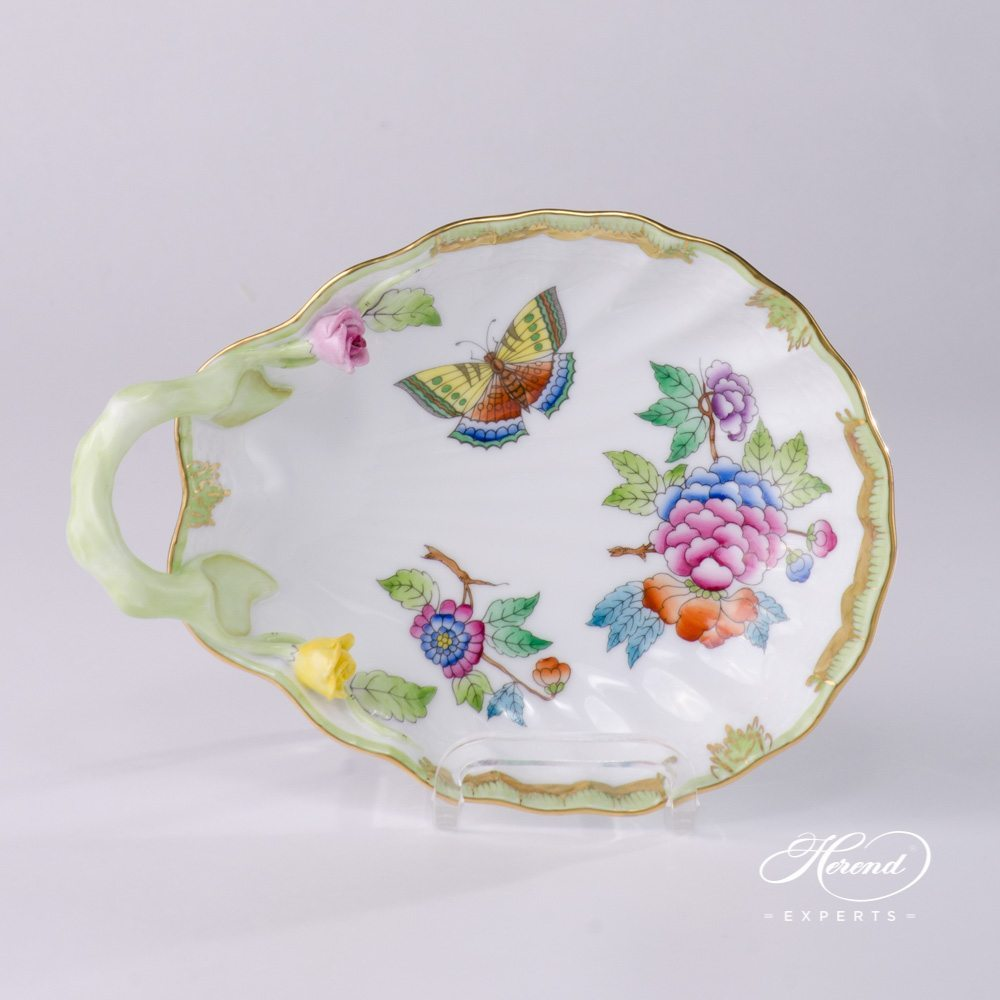 Ice Shell Queen Victoria VBA pattern - Herend porcelain.