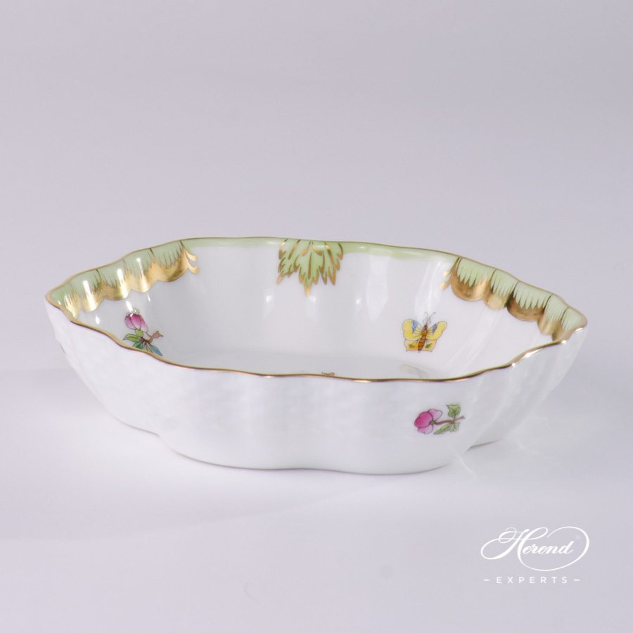 Bowl Queen Victoria VBA pattern - Herend porcelain.