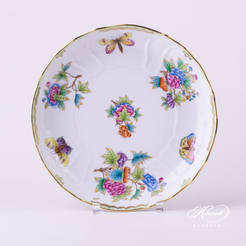Vegetable Dish Queen Victoria VBO pattern - Herend porcelain.