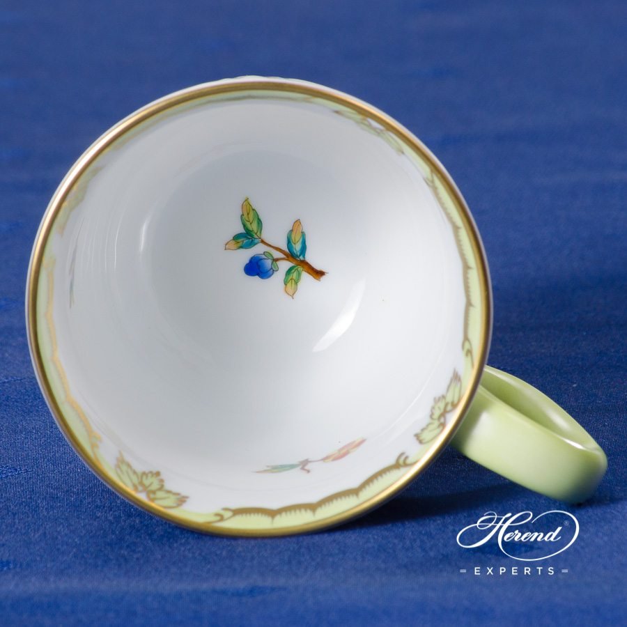 Universal / Breakfast Cup1729-0-00 VICTORIA - Old Queen VICTORIA decor. Herend porcelain hand painted