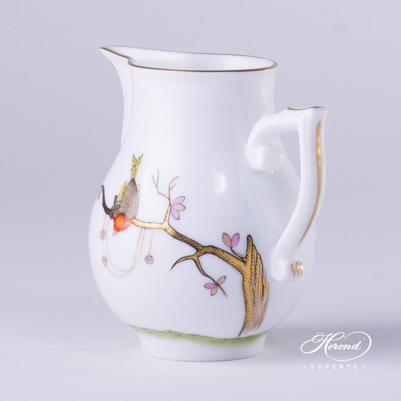 Milk Jug / Creamer 20657-0-00 REJA Dream Garden pattern. Herend fine china
