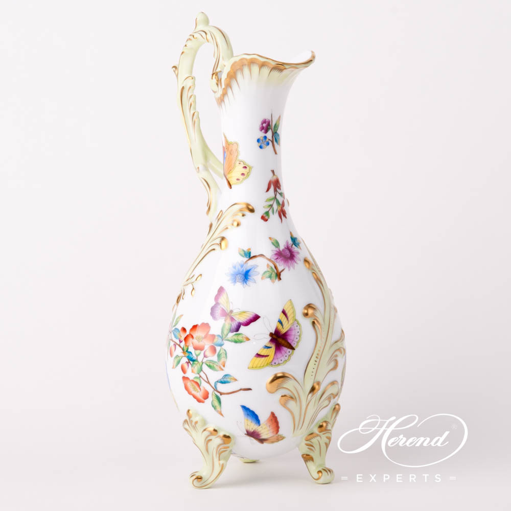 Fancy Jug 7598-0-00 VICTORIA - Herend Old Queen VICTORIA pattern. Herend fine china