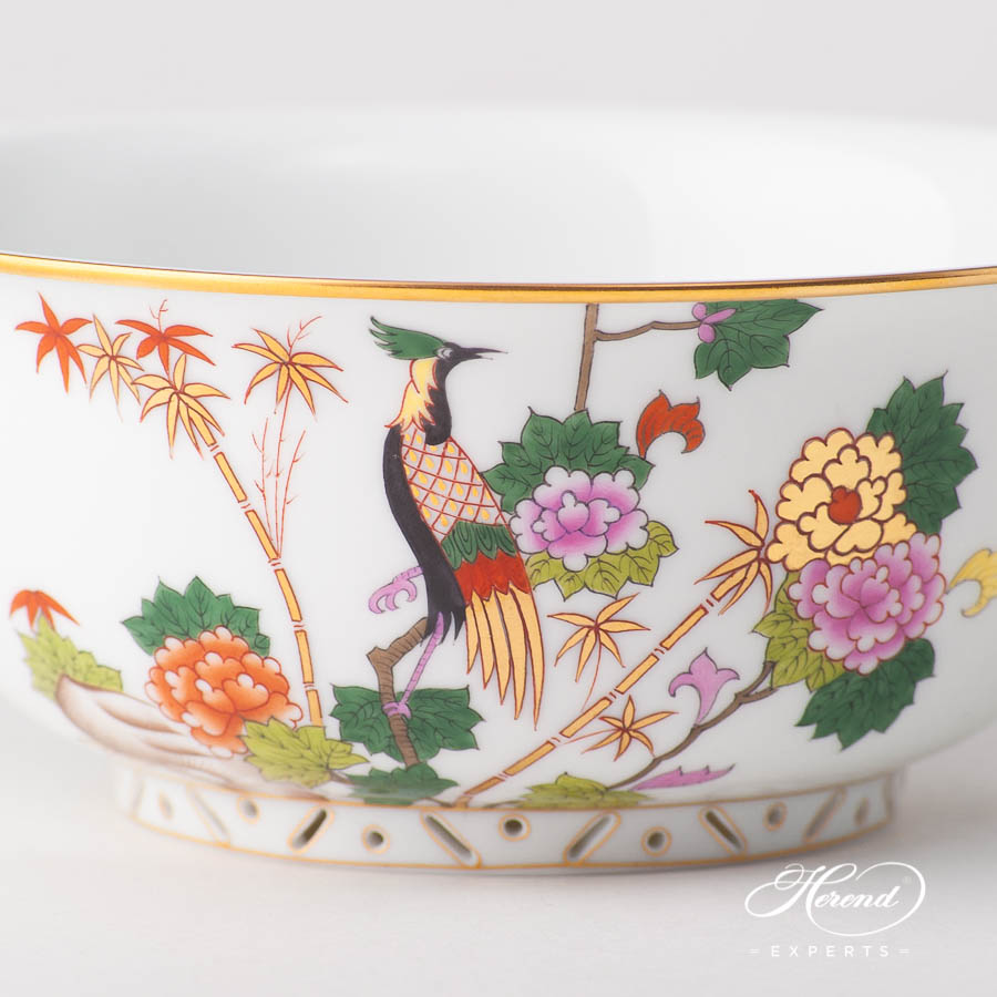 Bowl 3390-0-00 GRUE design. Herend fine china