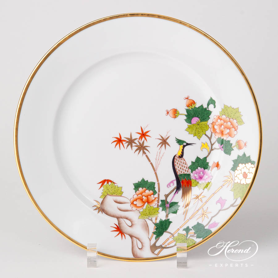 Dinner Plate 2524-0-00 GRUE design. Herend fine china