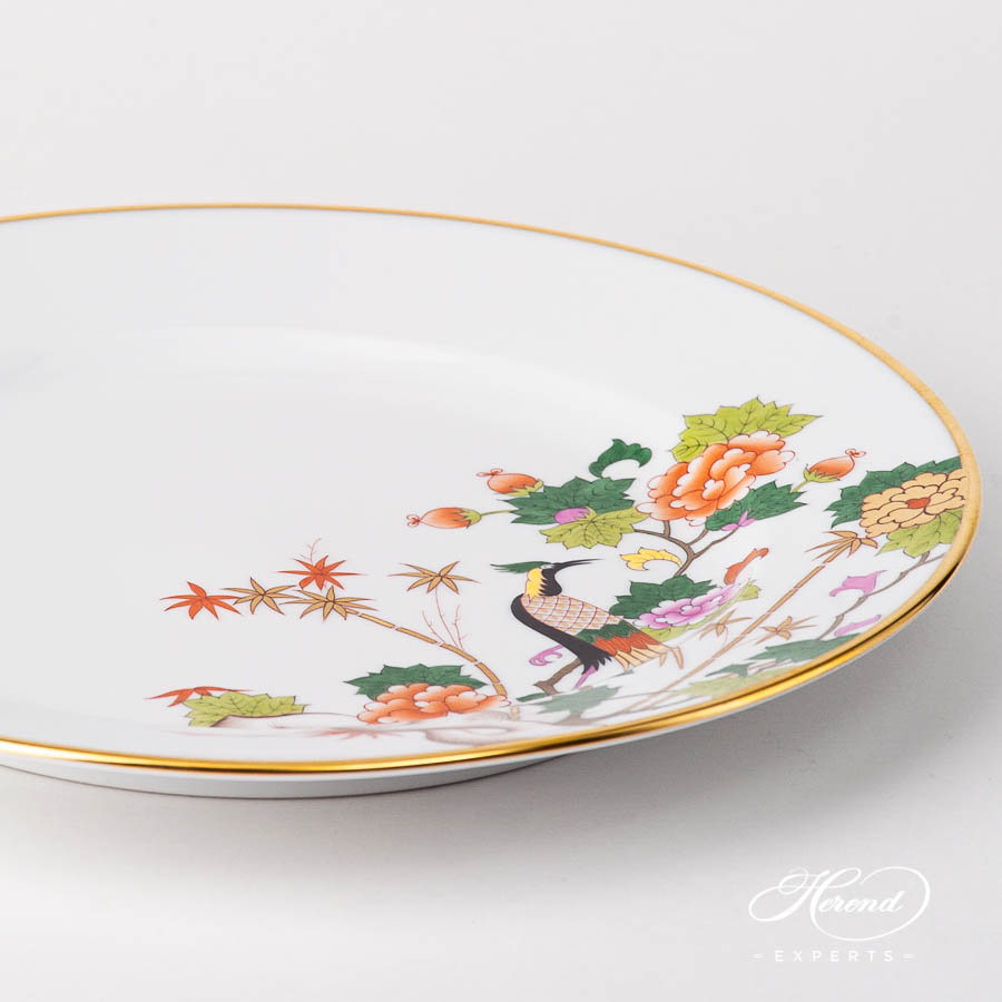 Serving Plate 2527-0-00 GRUE design. Herend fine china
