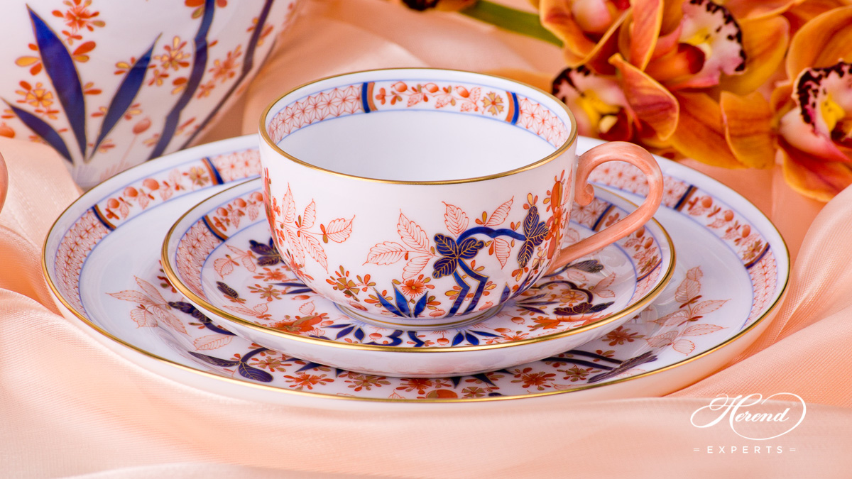 Canton Herend fine china