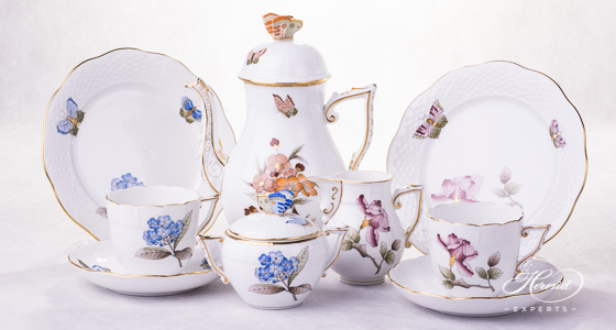 Victoria Grande coffee set