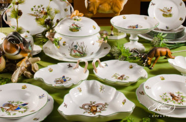 Serving dishes of Herend Porcelain Manufactory - Dinner sets